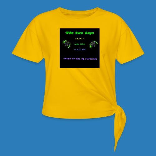 LUISJAKUBINTRO-jpg - Dame knot-shirt