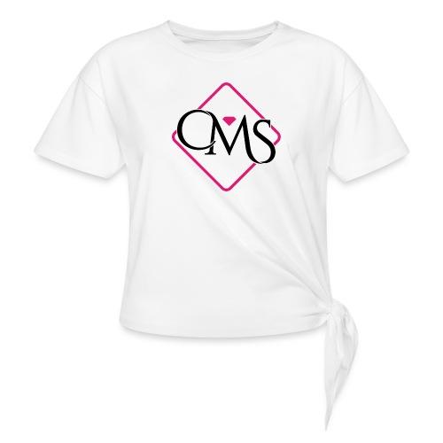 Tasse Check My Style - T-shirt à nœud Femme