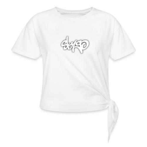 Skygo Men's T-Shirt - Women's Knotted T-Shirt