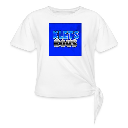 Kletskous Muismat - Vrouwen Geknoopt shirt