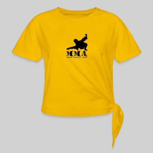 MMA Master - Frauen Knotenshirt