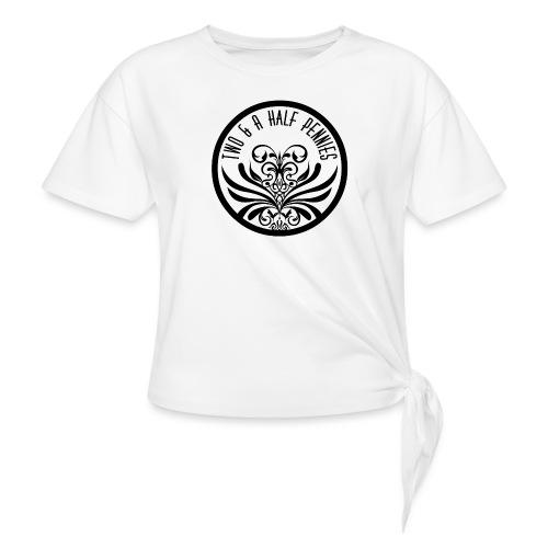 Basic Shirt (M) - Geknoopt shirt