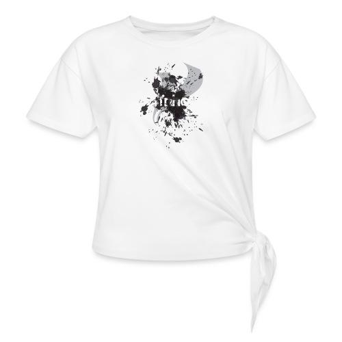 Ninho Flyng Sketch - Maglietta annodata