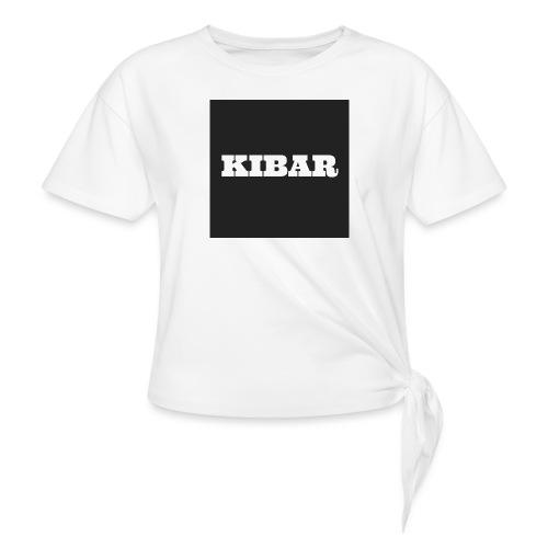 KIBAR - Dame knot-shirt