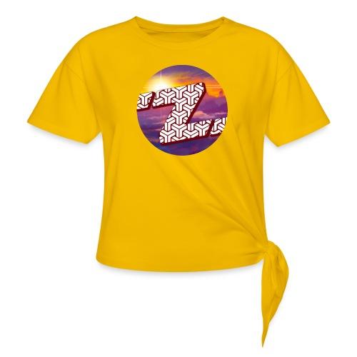 Zestalot Designs - Knotted T-Shirt