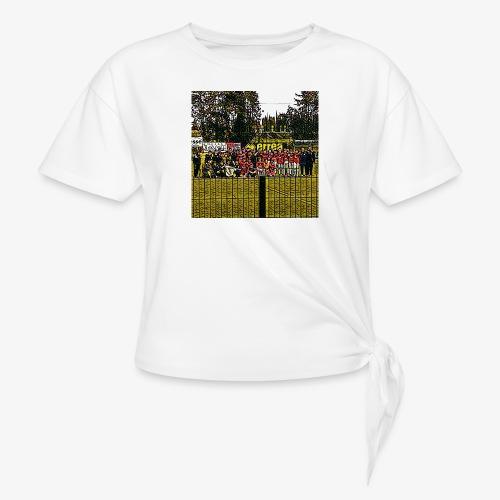 Footbal Match Squadre Calcio - Maglietta annodata