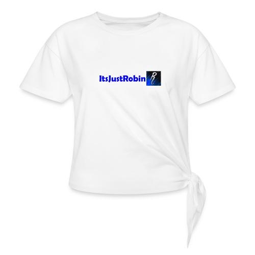 Eerste design. - Women's Knotted T-Shirt