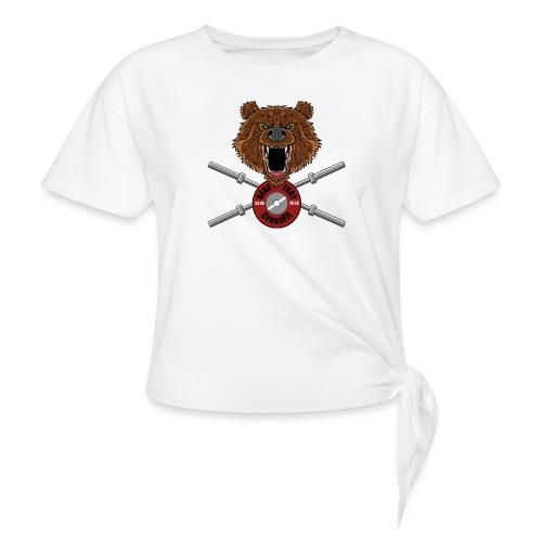 Bear Fury Crossfit - T-shirt à nœud