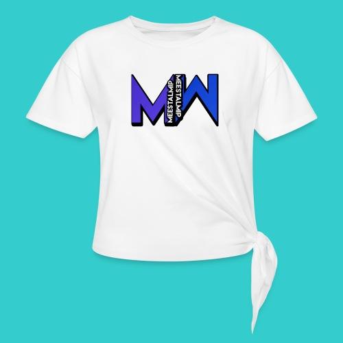MeestalMip Shirt met lange mouwen - Kids & Babies - Vrouwen Geknoopt shirt
