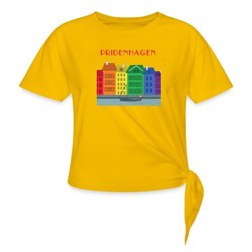 PRIDENHAGEN NYHAVN T-SHIRT - Knot-shirt