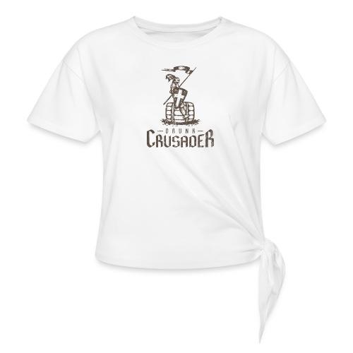 Drunk Crusader - Knotenshirt