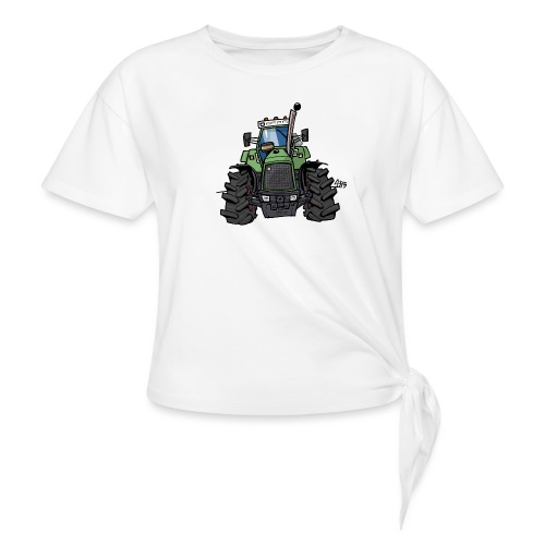 0145 F - Geknoopt shirt