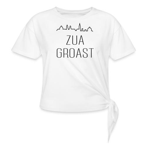 zuagroast - Knotenshirt