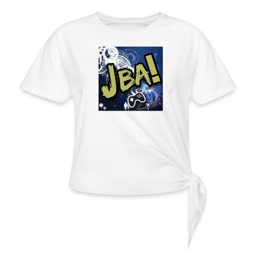 JBAGAMEZ - Knotted T-Shirt