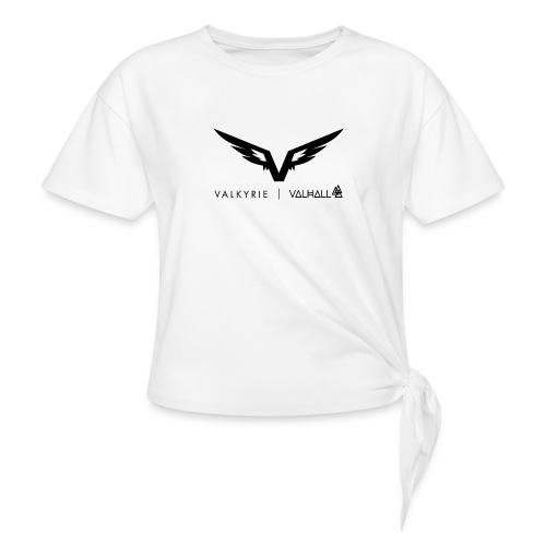 valkyrieblack - Knotted T-Shirt