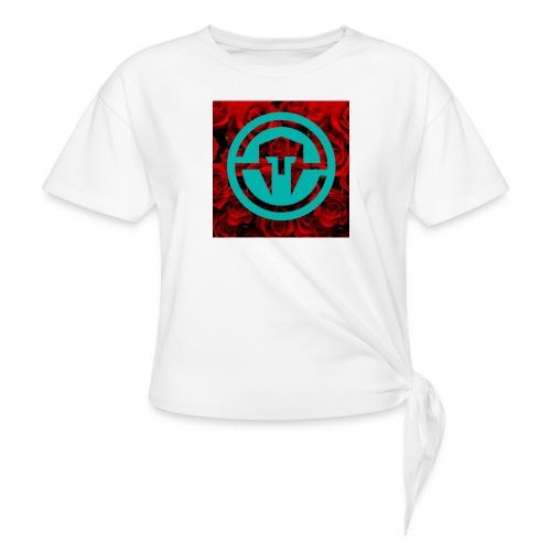 xxImmortalScope - Knotted T-Shirt