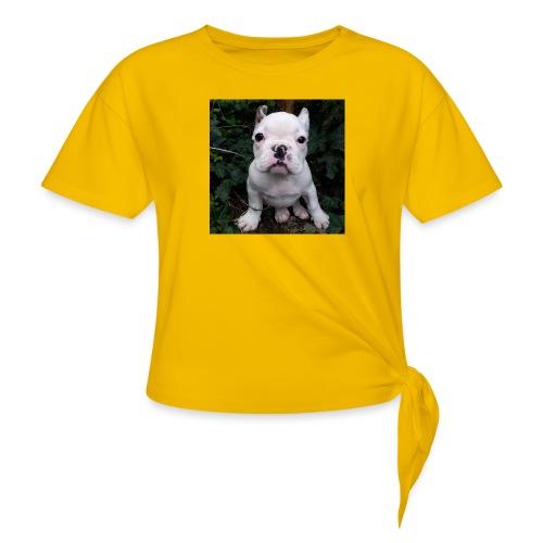 Billy Puppy 2 - Vrouwen Geknoopt shirt