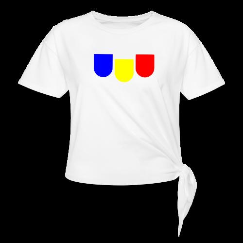 maler logo - Knotenshirt