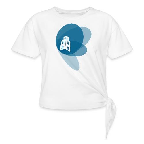Maglietta a manica lunga - Maglietta annodata