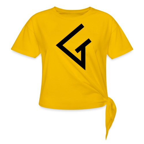 G - Knotted T-Shirt