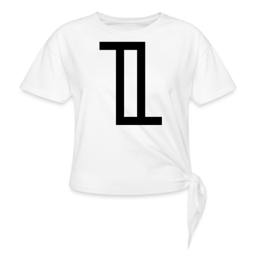 1 - Knotted T-Shirt