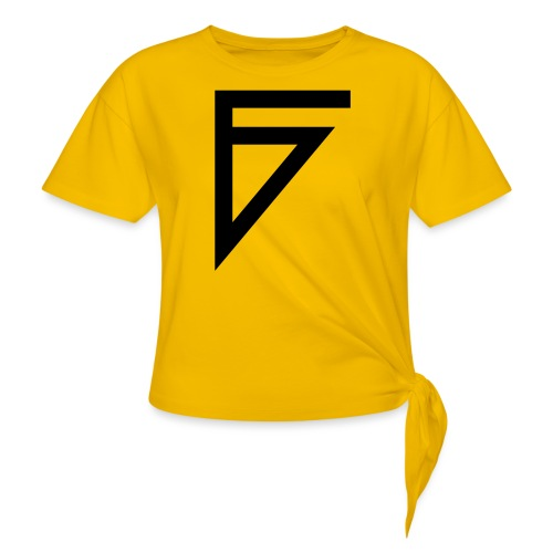 F - Knotted T-Shirt