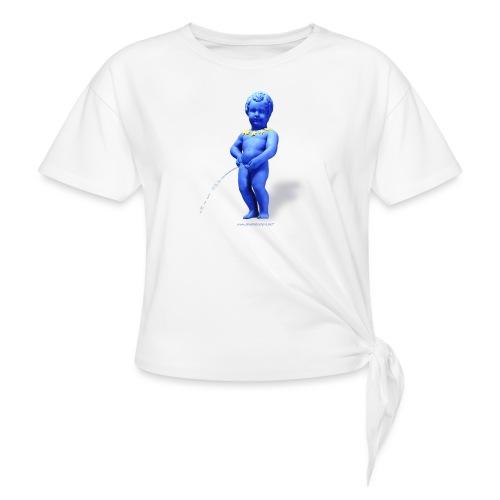 EUROPA mannekenpis ♀♂   Enfant - T-shirt à nœud
