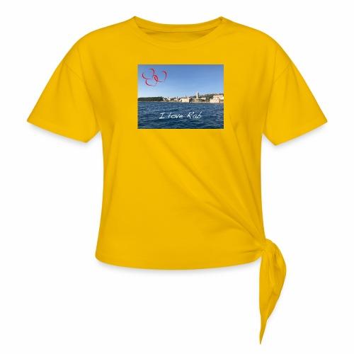 I love Rab - Knotenshirt