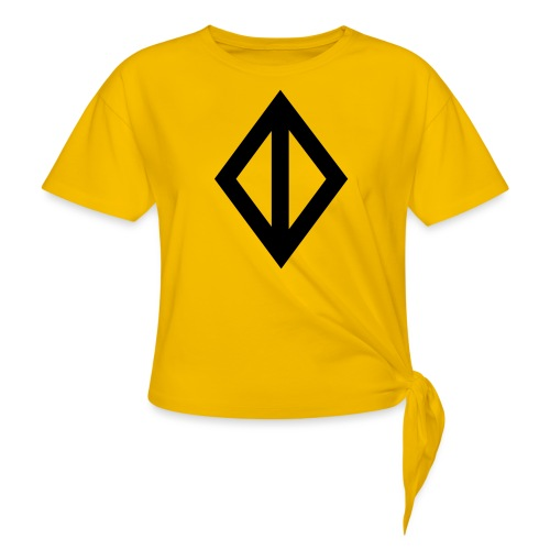 0 - Knotted T-Shirt