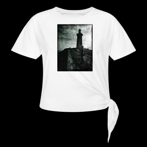 Père et Fils - T-shirt à nœud