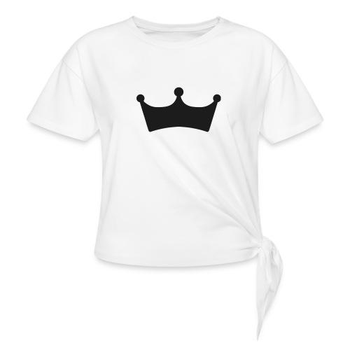 JewelFC Kroon - Vrouwen Geknoopt shirt