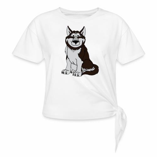 Husky - Knotenshirt