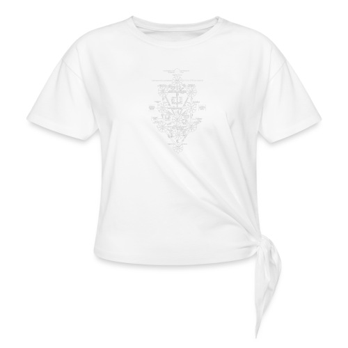 Tree Of Life - T-shirt à nœud