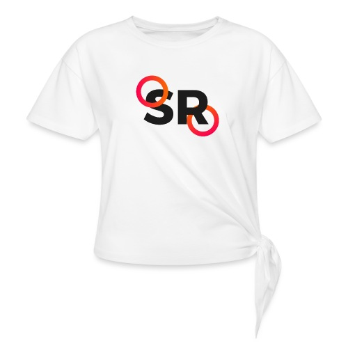 Simulator Radio - Women's Knotted T-Shirt