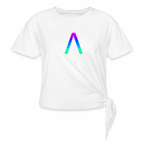 AKZProject Big A - T-shirt à nœud