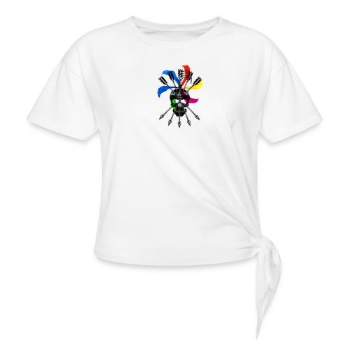 Blaky corporation - Camiseta con nudo