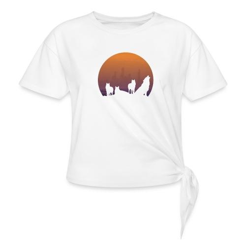 Wolfsrudel - Knotenshirt