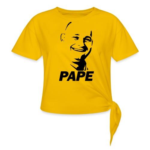 PAPE - Knot-shirt