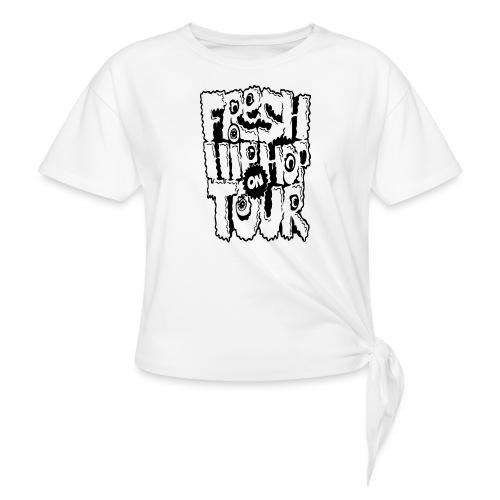Fresh Hip Hop On Tour - T-shirt à nœud