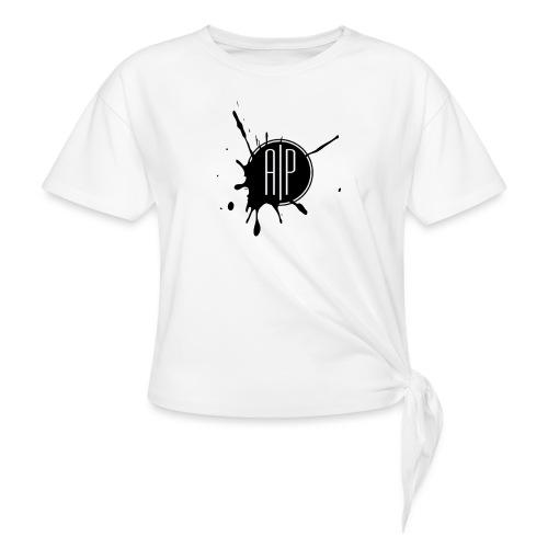Atomic-Print - T-shirt à nœud