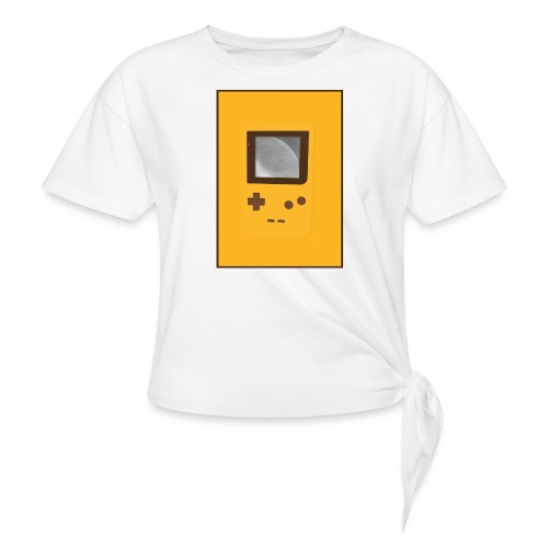 Game Boy Nostalgi - Laurids B Design - Dame knot-shirt