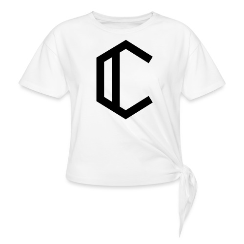 C - Knotted T-Shirt