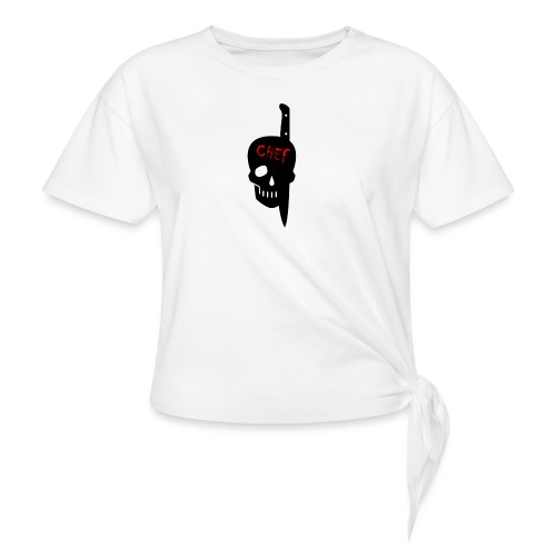 Chef_1 - Knotted T-Shirt
