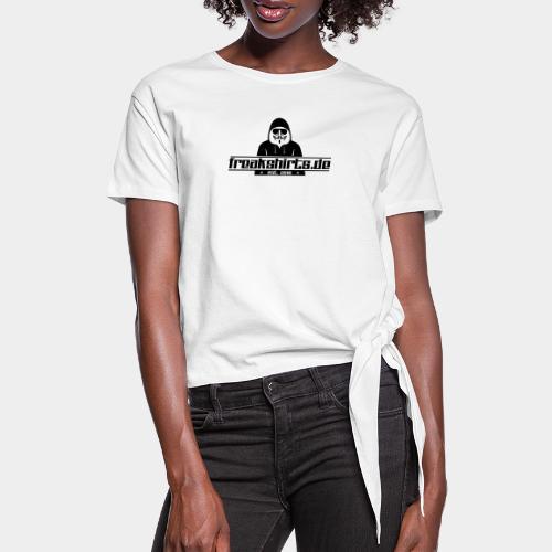 FREAKSHIRTS.de (Logo) - Frauen Knotenshirt