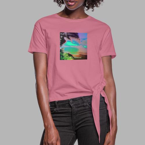 NX SURRXNDXR LO-FI - Vrouwen Geknoopt shirt
