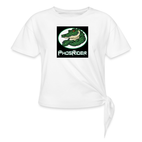 PhosRider - T-shirt à nœud