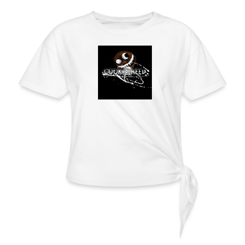 Baby - Frauen Knotenshirt