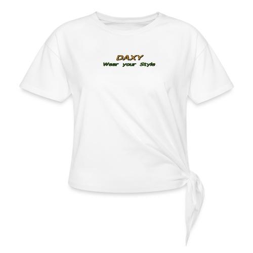 Herren Sixpack Shirt von DAXY - Knotenshirt