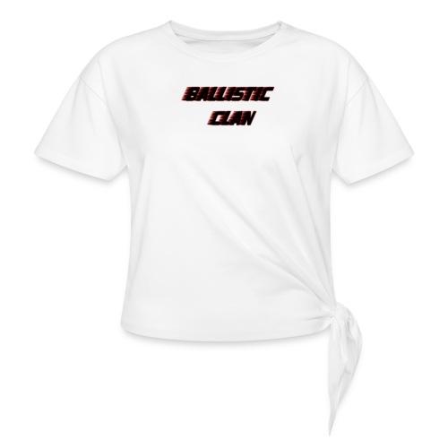 BallisticClan - Vrouwen Geknoopt shirt