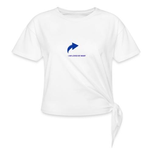 1527348336103 - T-shirt med knut dam